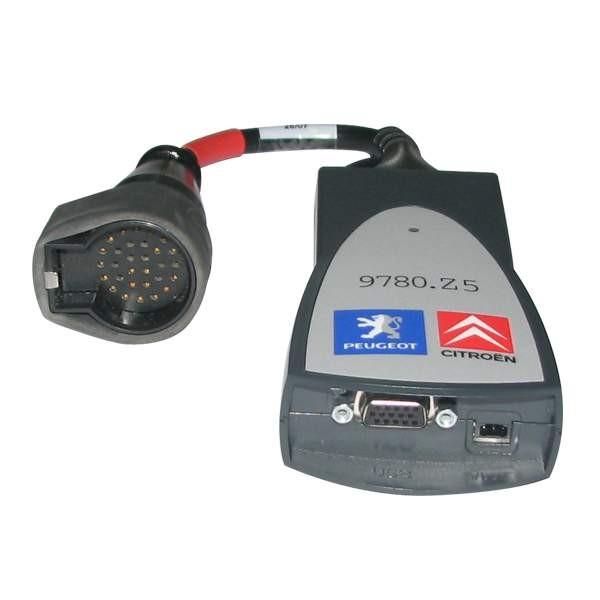 Lexia - 3 Citroen    Peugeot Diagnostic Tool