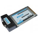 АДАПТЕР  PCMCIA  CARD BUS 1 PORT  RS232