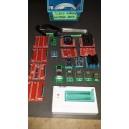 Програматор TL866  (новия WILEM)  комплект  с  21 адаптери