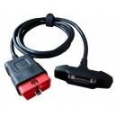 OBD2  резервен  кабел за  Аутоком  и  Делфи  диагностичните  кодочетци