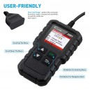 LAUNCH  FULL  OBD2  CODE   READER   SCANER  CREADER  3001